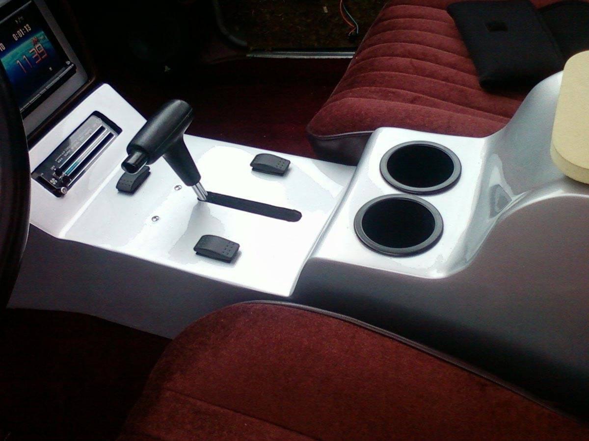 Custom Console in a 86 Monte Carlo
