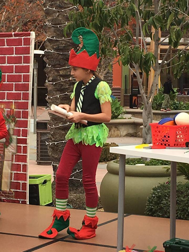 Mrs. Claus and the Great Elf Rebellion 2016