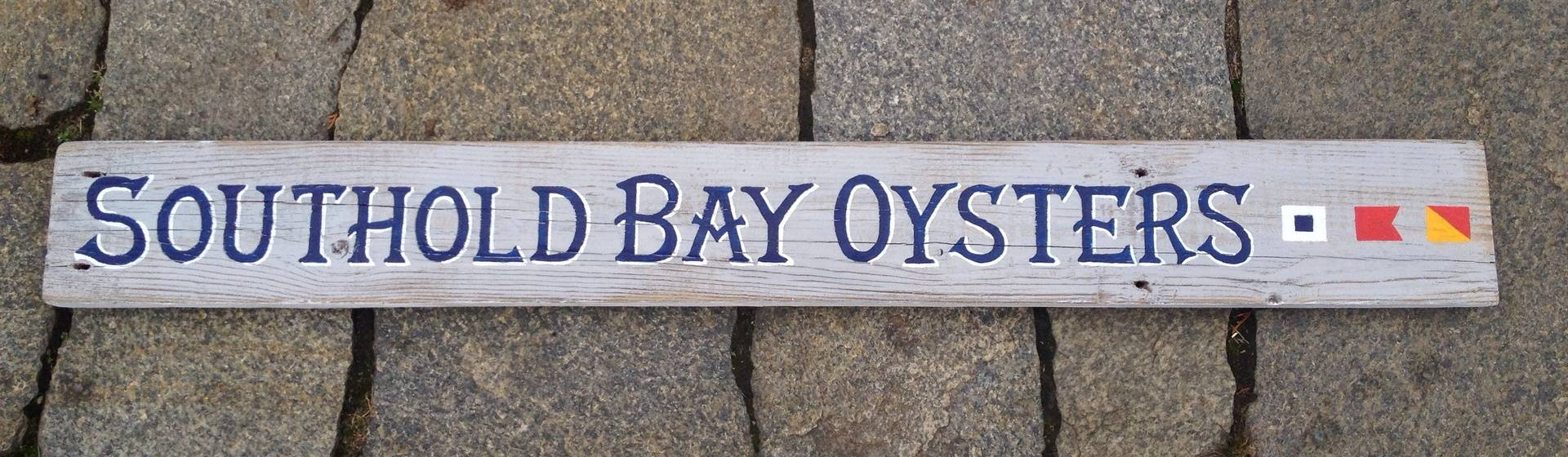 Southold Bay Oysters