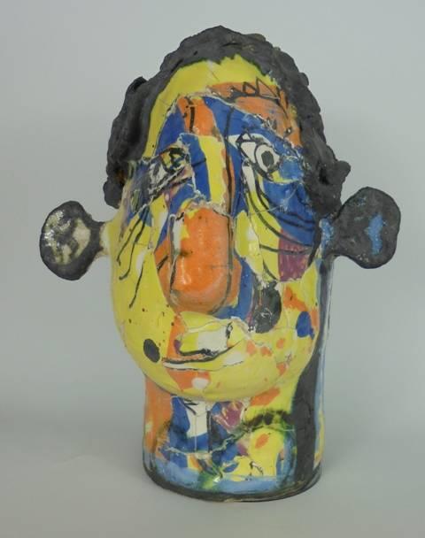 Mary Jones Ceramics. I know I'm not perfect. SOLD