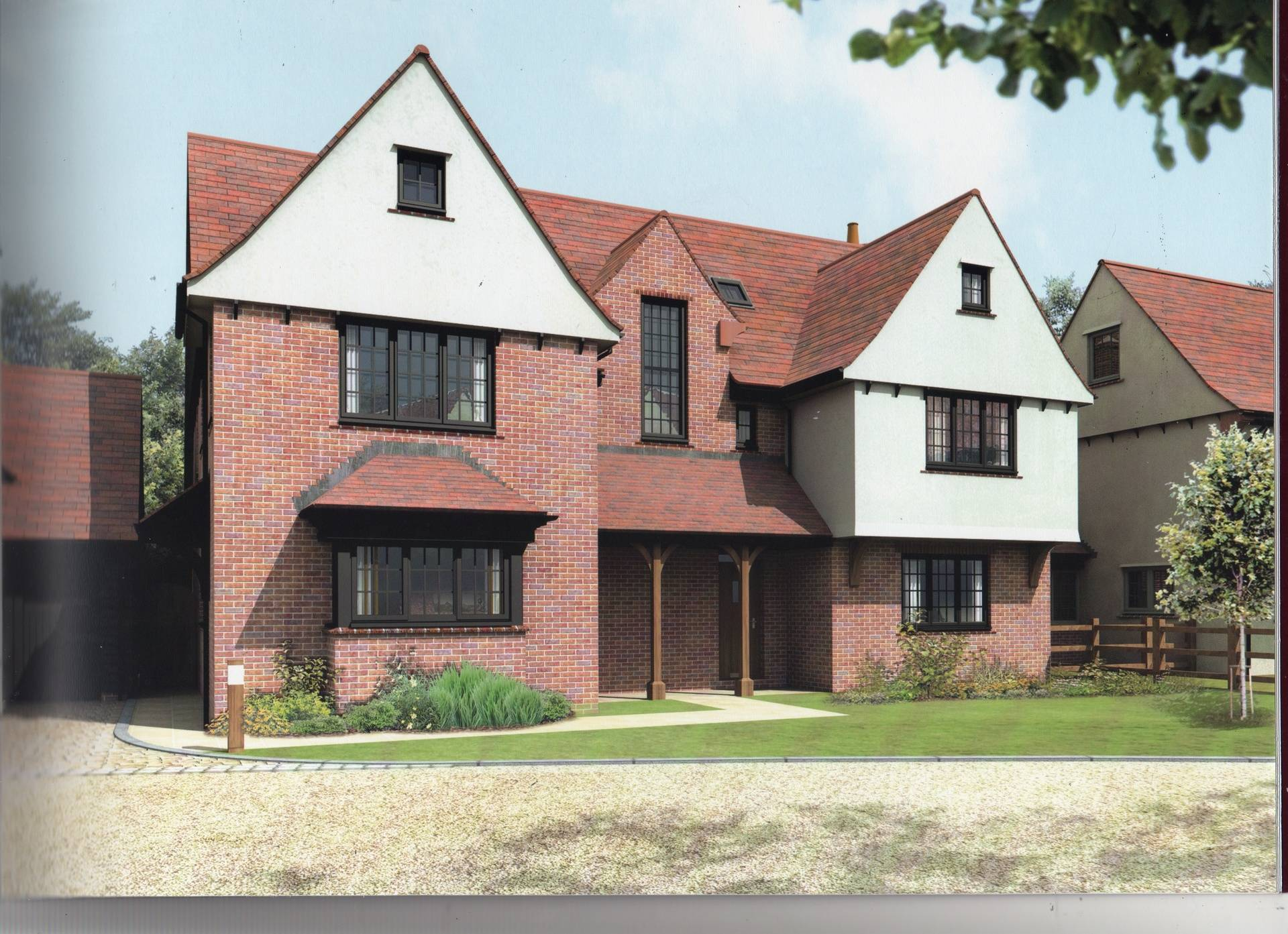 Plot 6 Potters Wood Herts