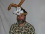 B Bunny Hat