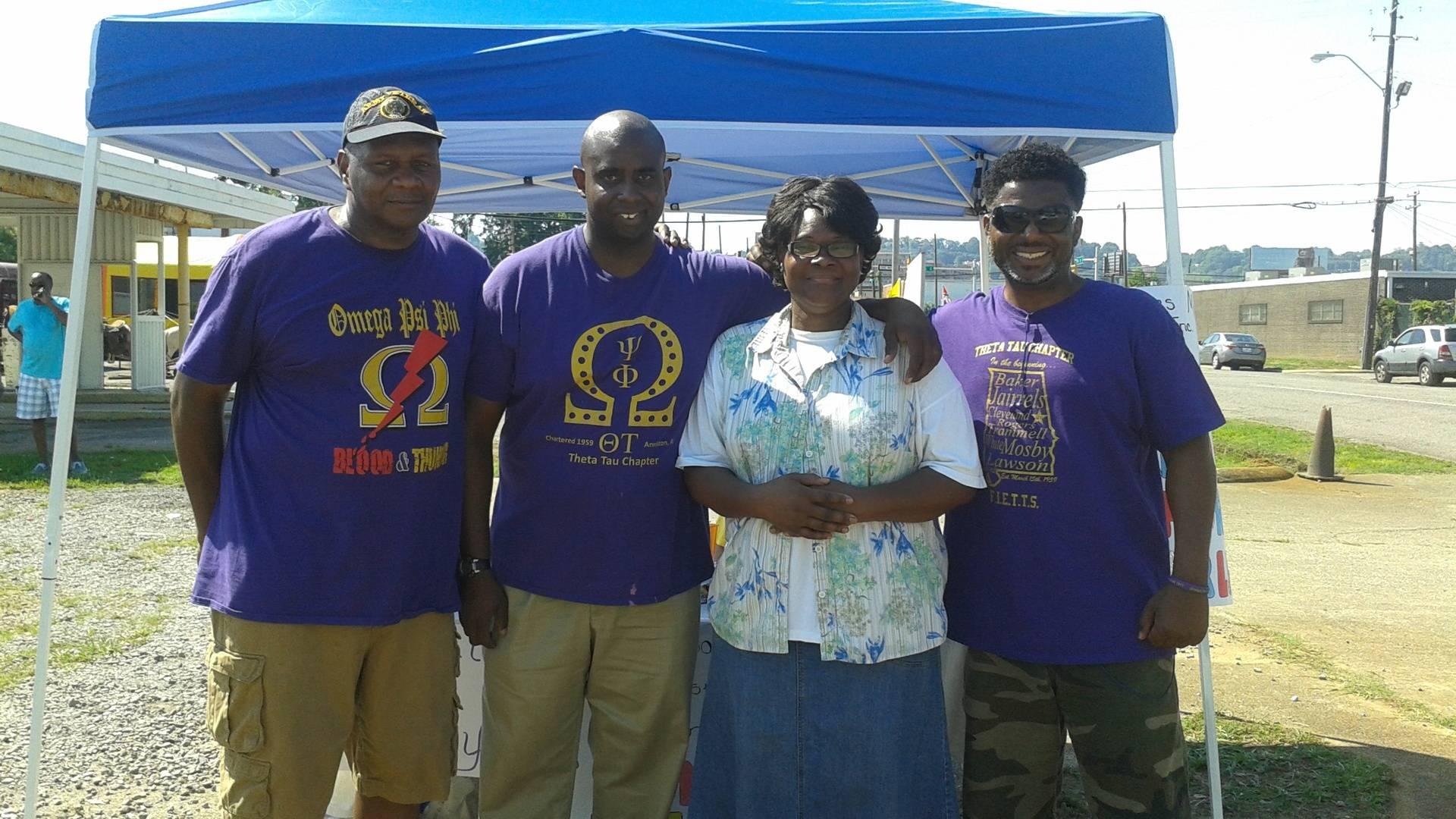 Seasons Founder and Community Volunteers