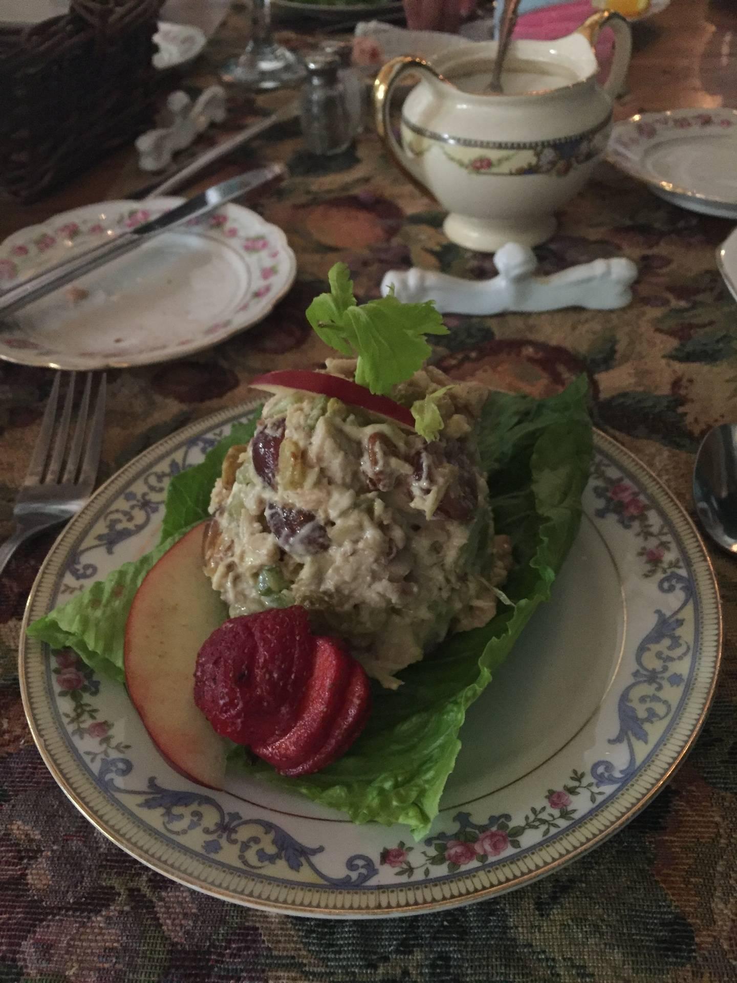 Signature Chicken Salad