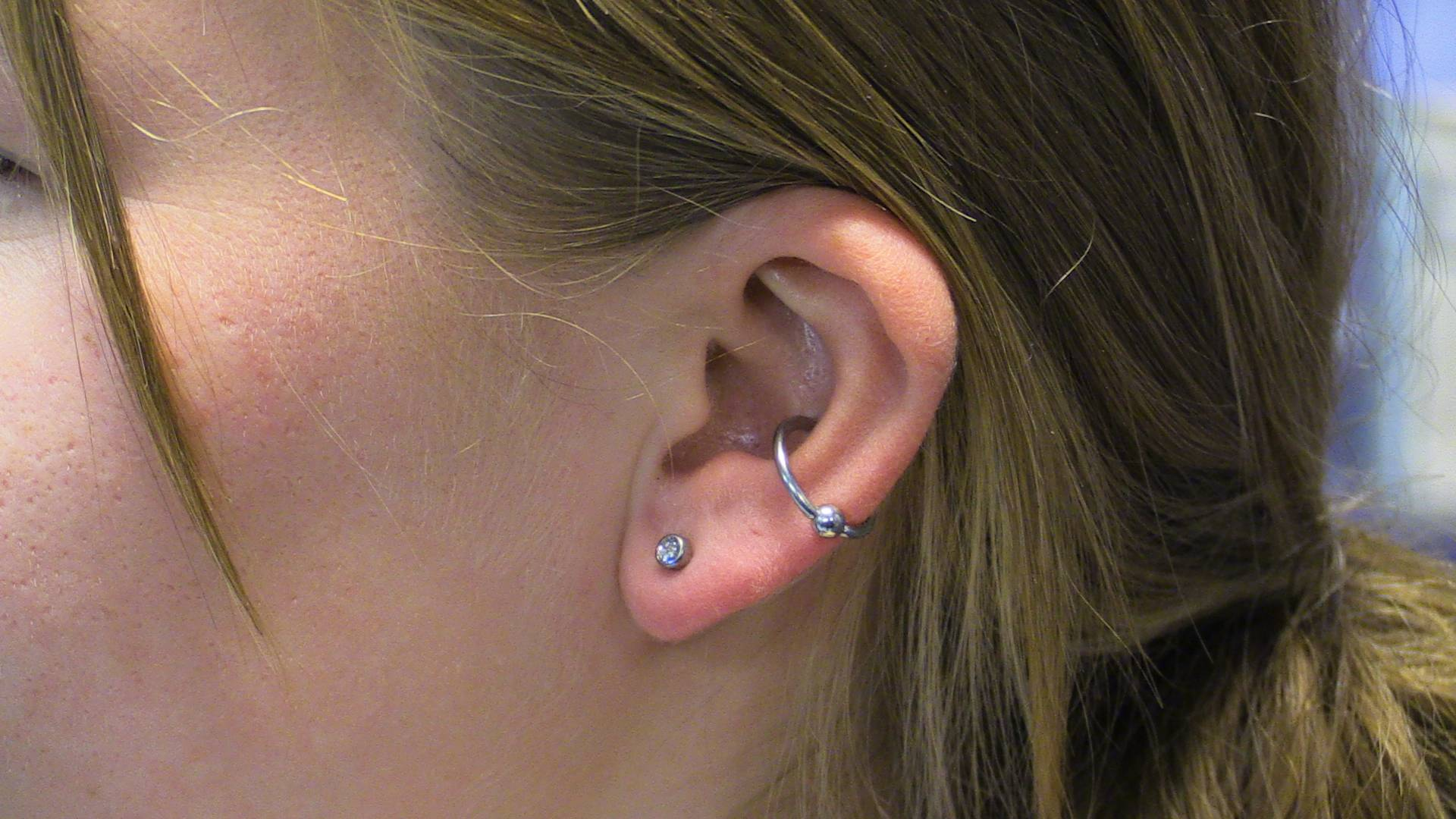 Ear Catilage Conch