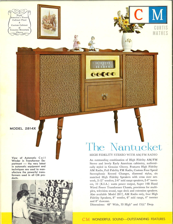 The Nantucket Model 2814X