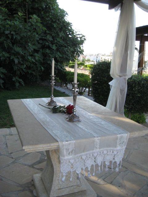 Altar decoration.