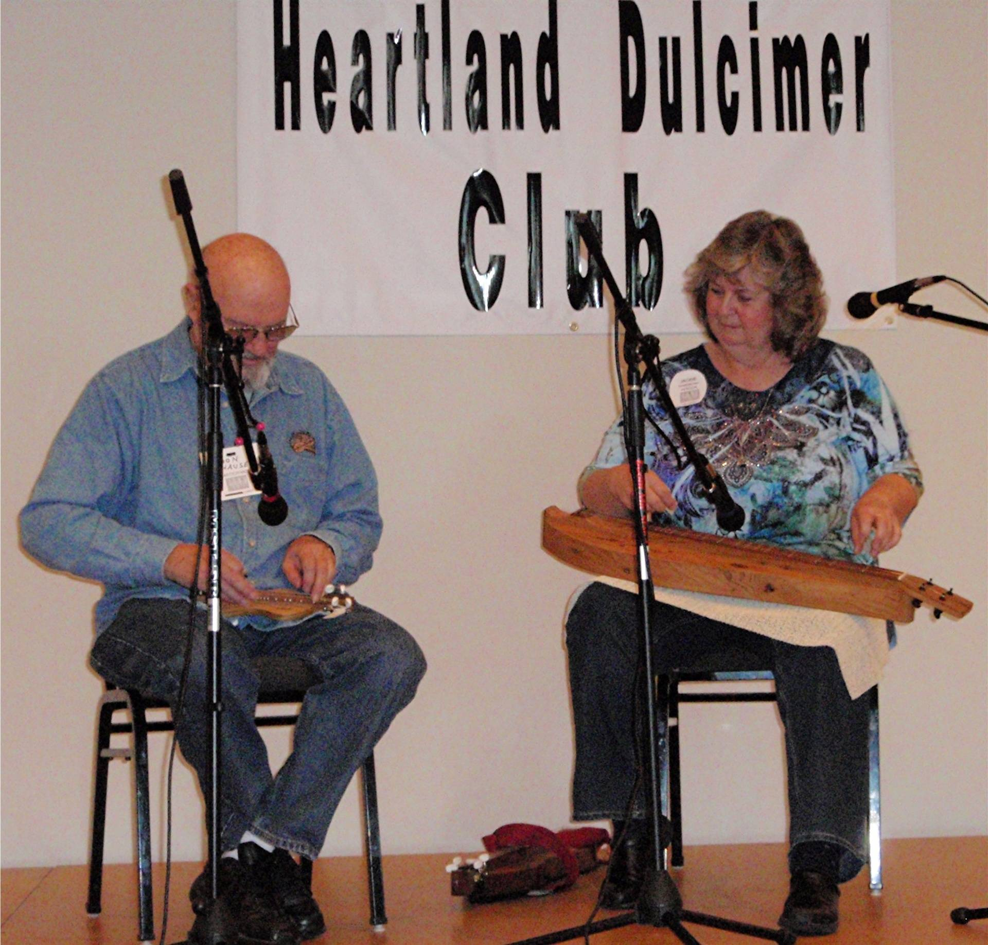 Open Stage at Heartland Festival 2011