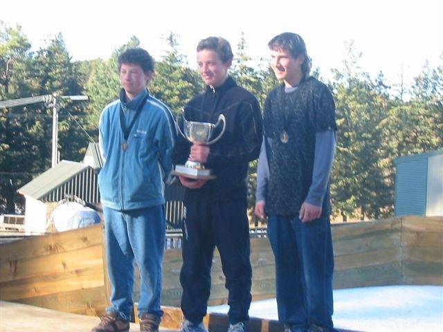 Naseby Cup One