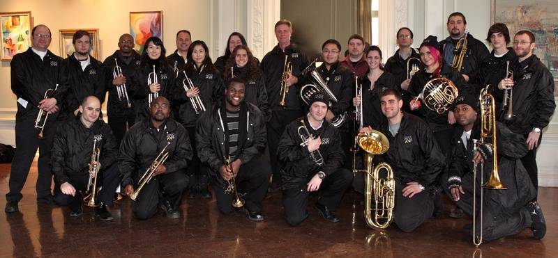 Brooklyn College Conservatory Brass Ensemble