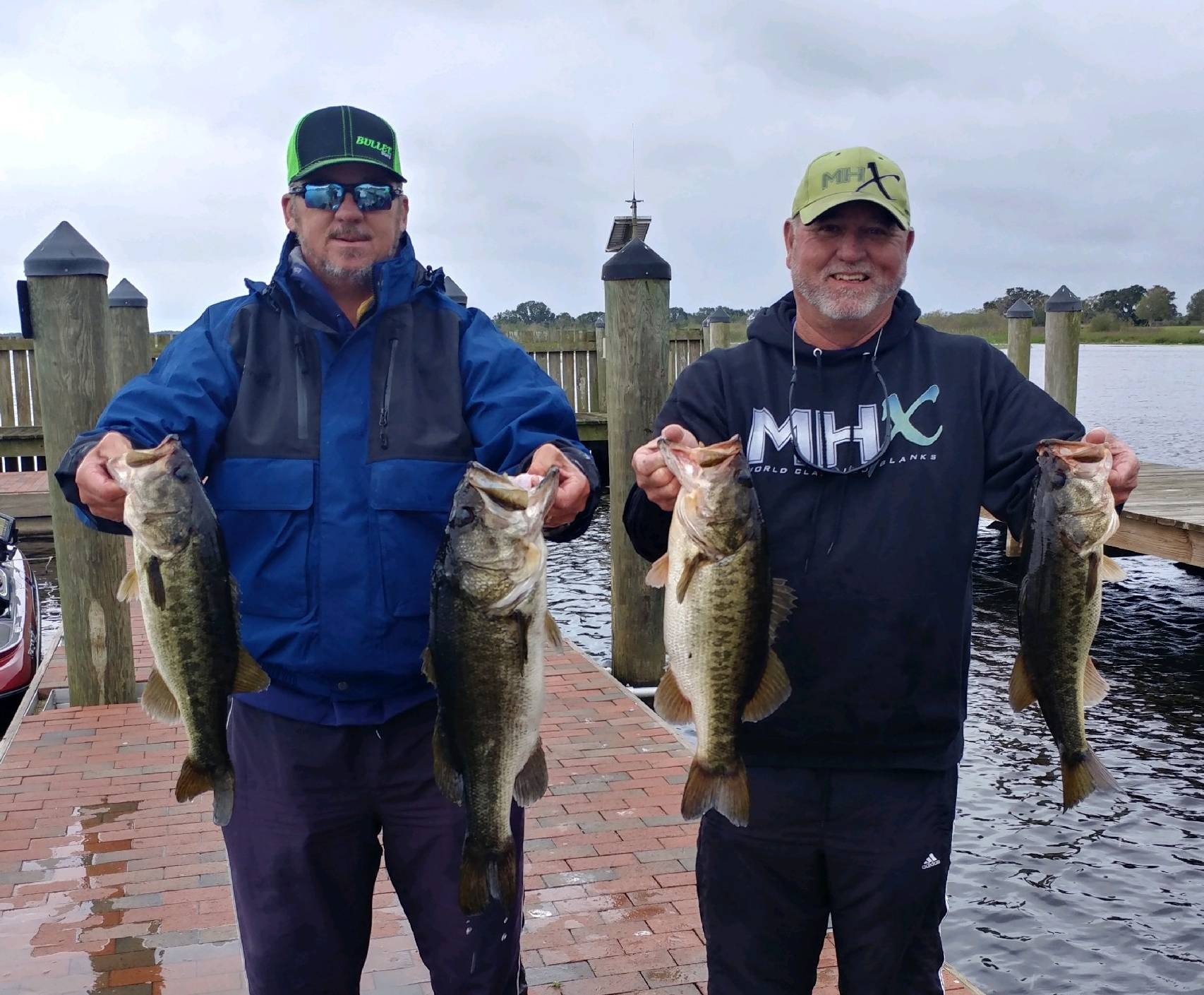 1st Place Don Fisher and David Simpson