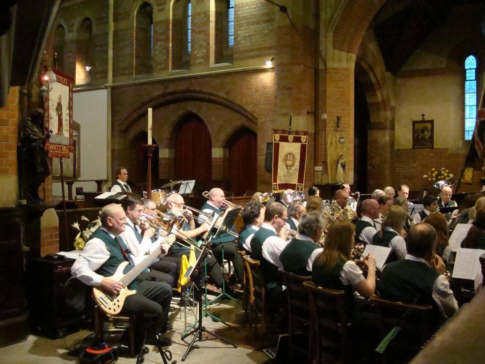 St Peters Church - April 2010