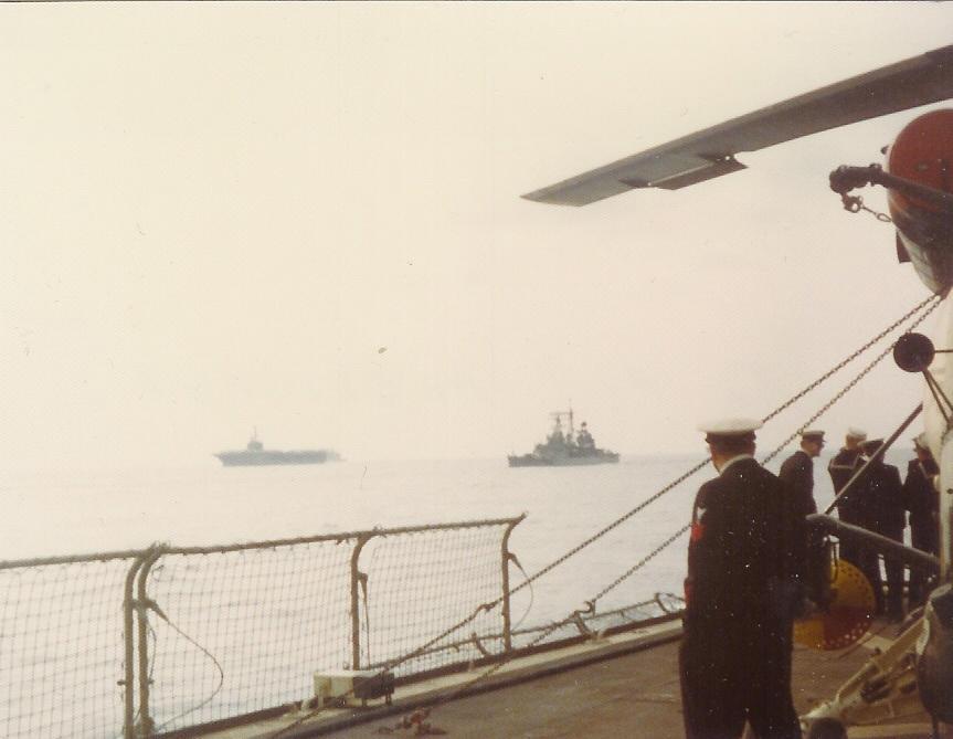 Sixth Fleet Anchorage