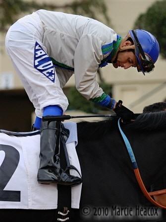 Checking the Saddle