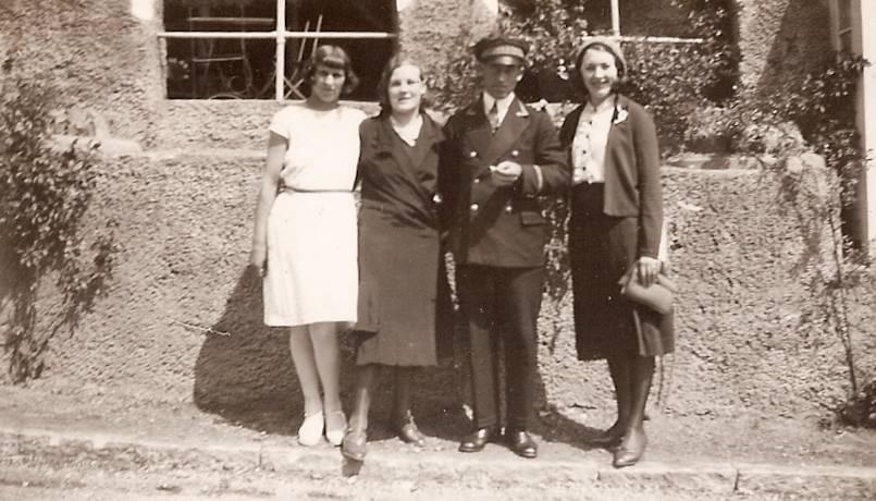 Hotell Molleberg 1930