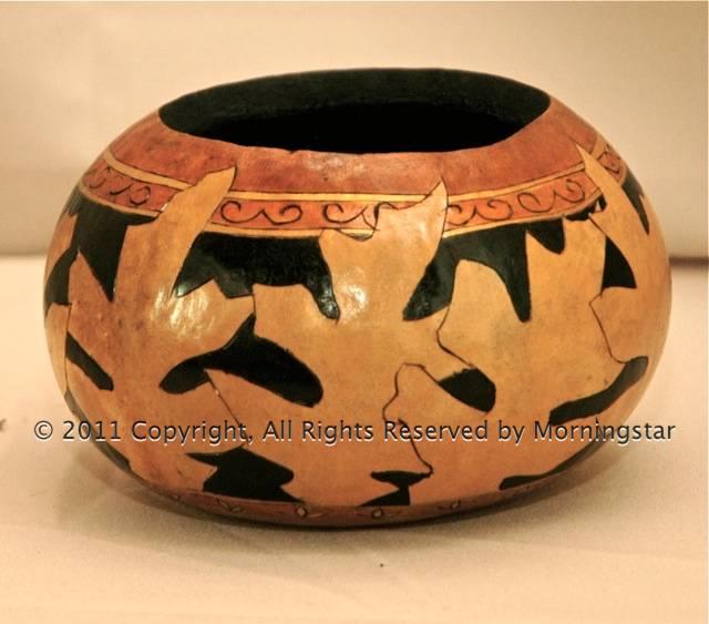 Oak Leaves Bowl