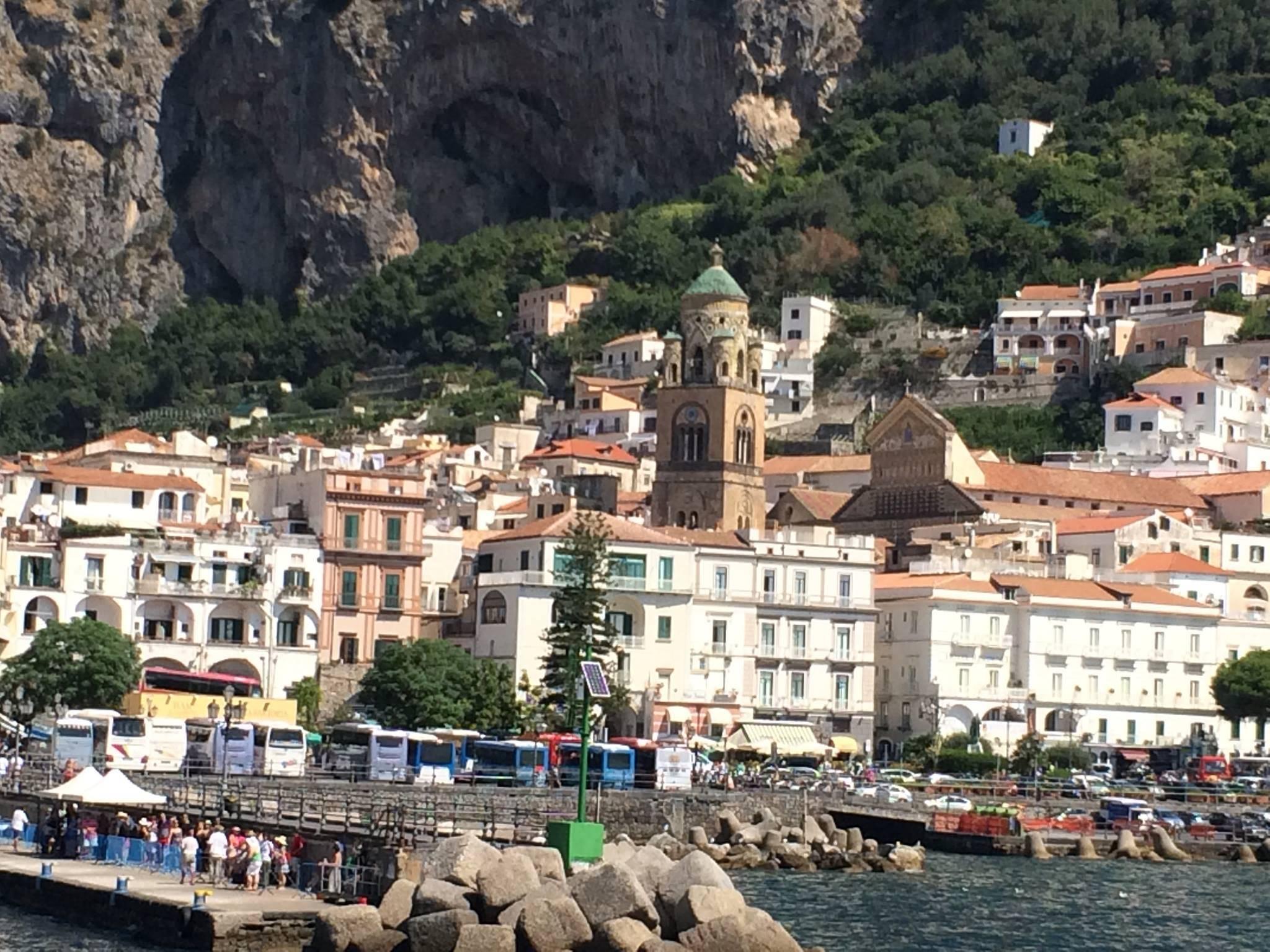 Amalfi, Italy, 2015.