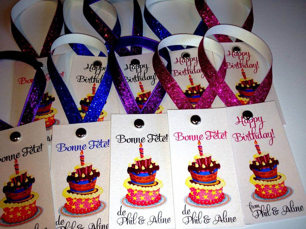 Happy Birthday Set #2