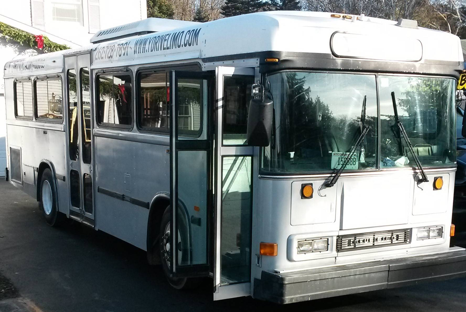 #5 Party Bus Front