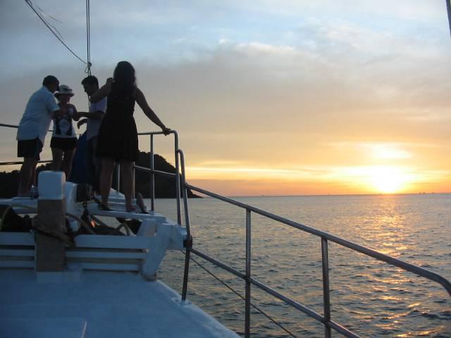 Langkawi Yacht Sunset Cruises