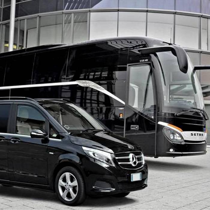 VIP Van bus
