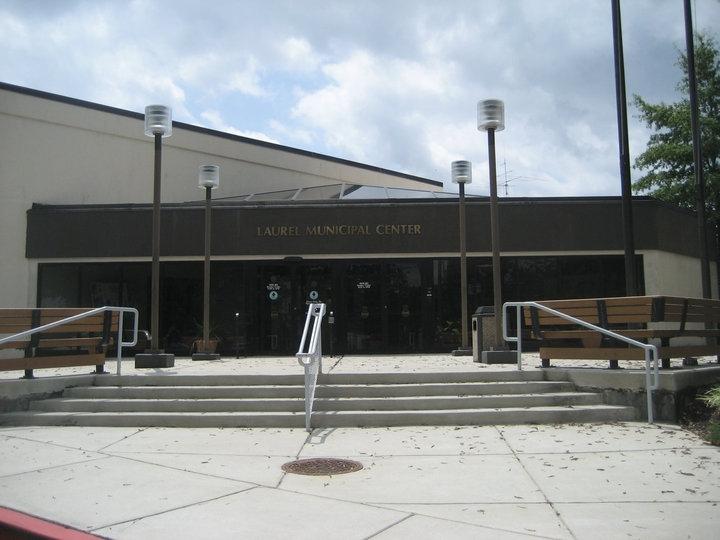 Laurel Municipal Center