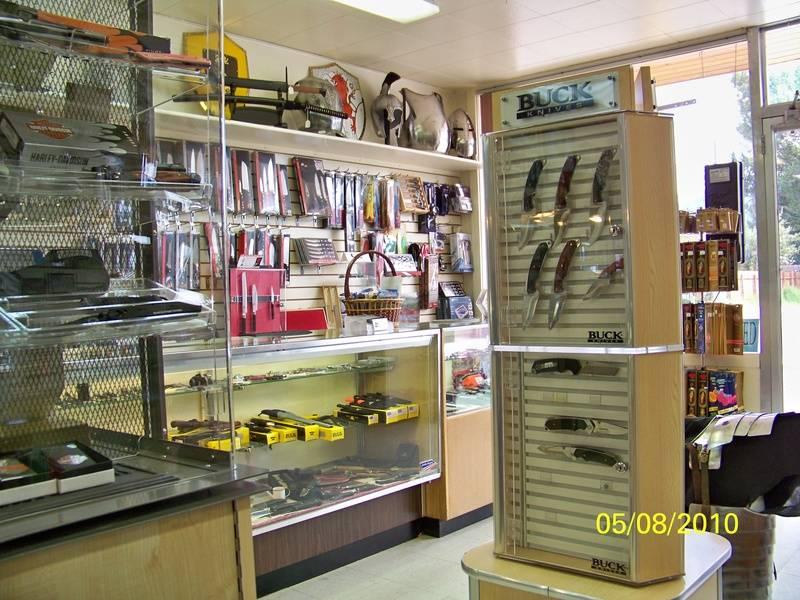 New Salida Cutlery & Smoke Shop