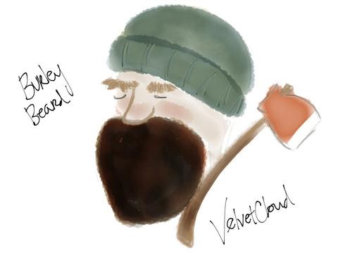 Burley Beard Velvet Cloud E Juice