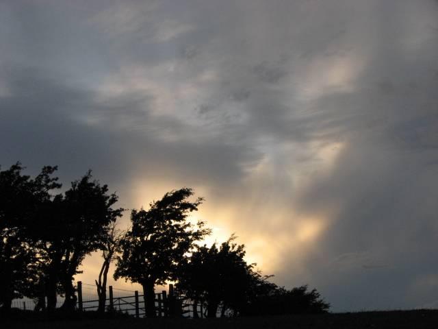 Sunset June 2