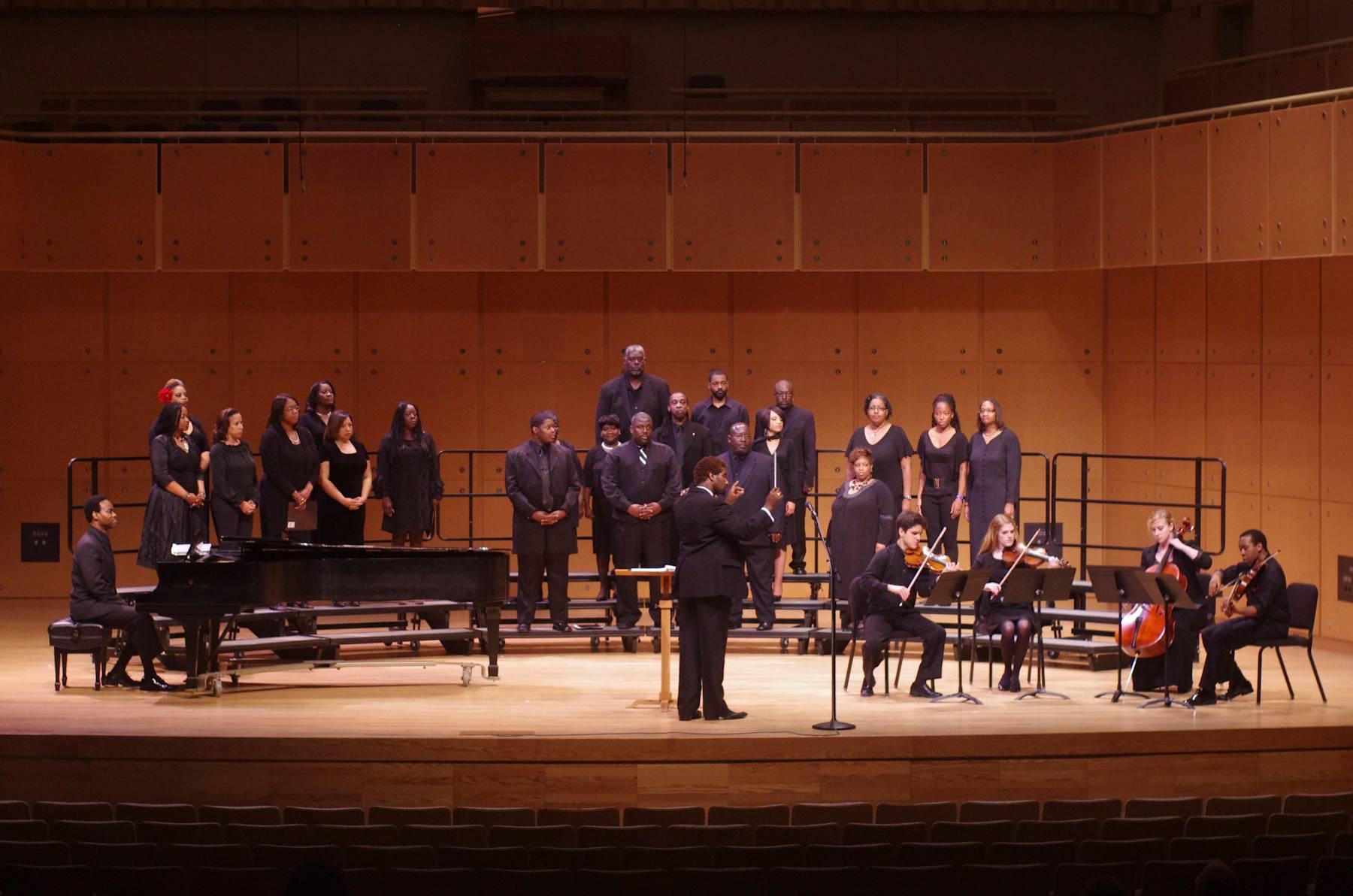Performance at Illinois State University
