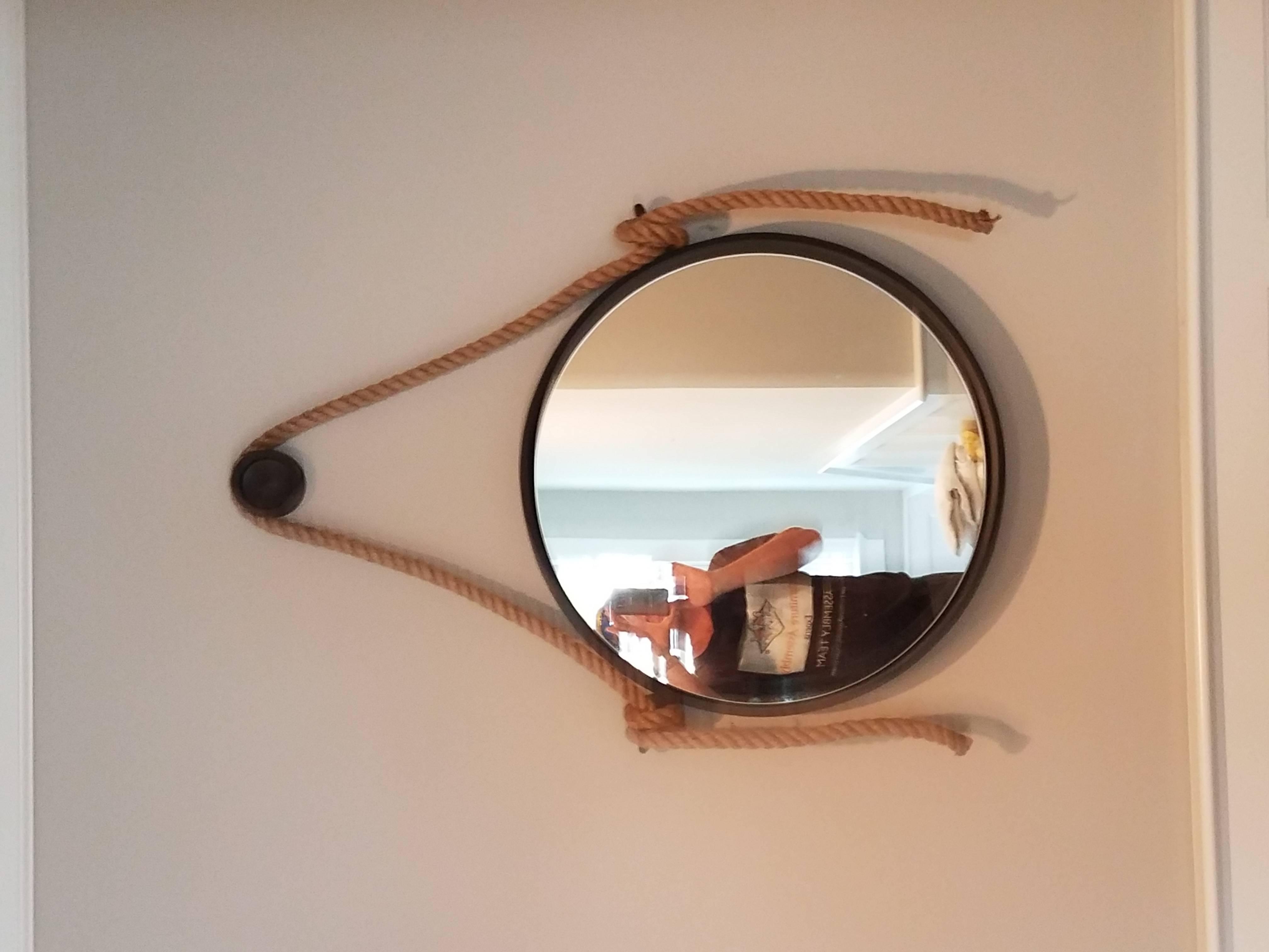 Mirror hanging installation in oakton VA
