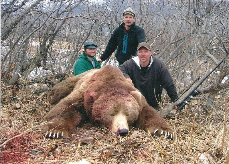 Lester Combs Big Bear