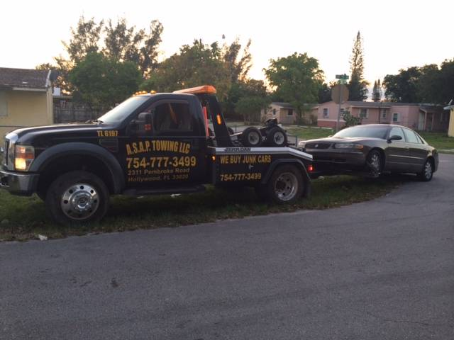 towing service miami