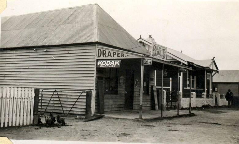 Annett's Store, 1920s