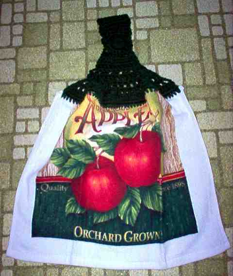Orchard Grown Kitchen Towel