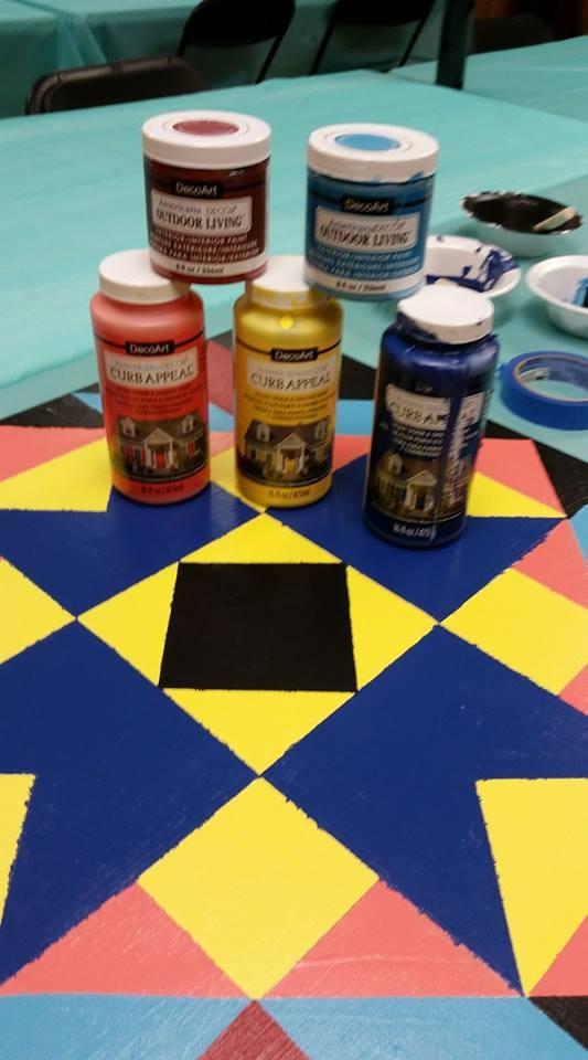 Paints we Use