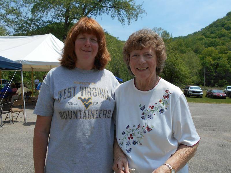 Angela Burgess & Kaye Lane