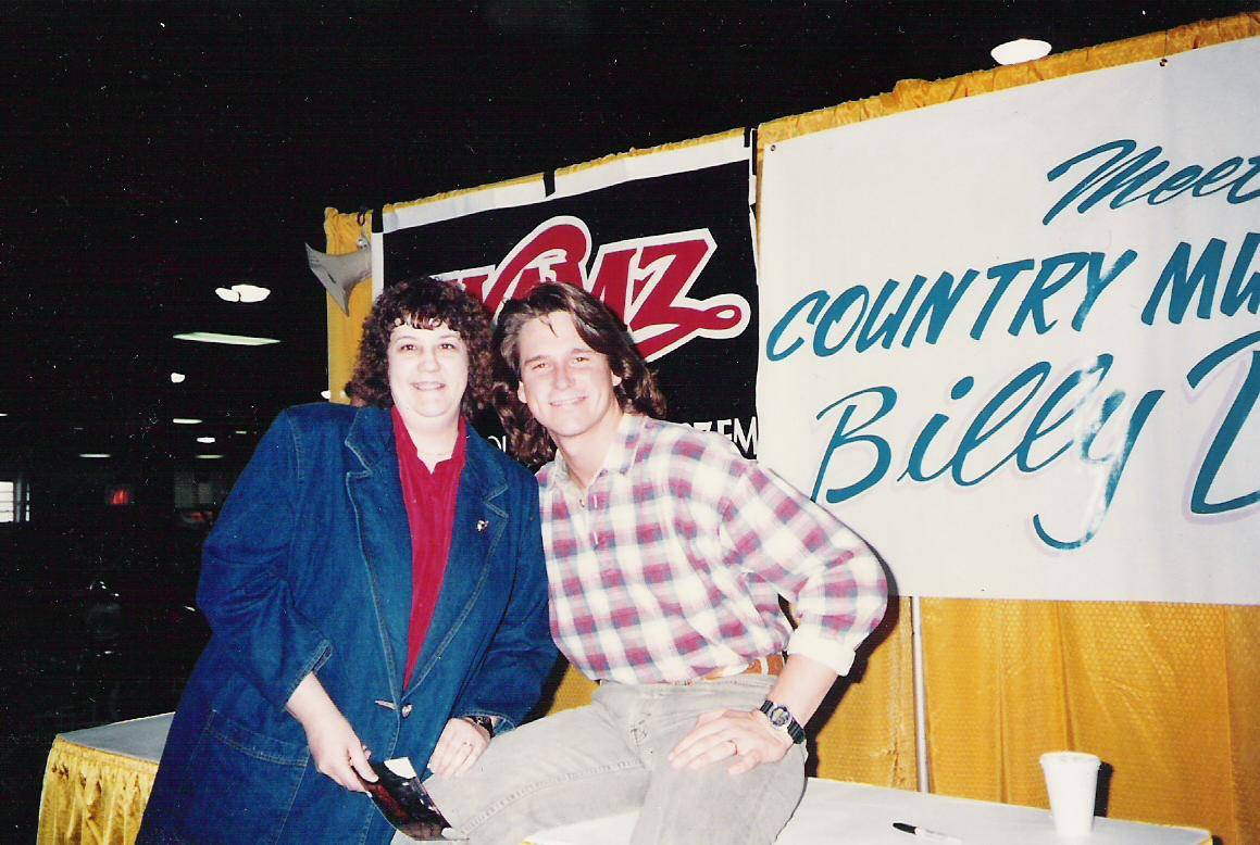 Billy Dean, 1995