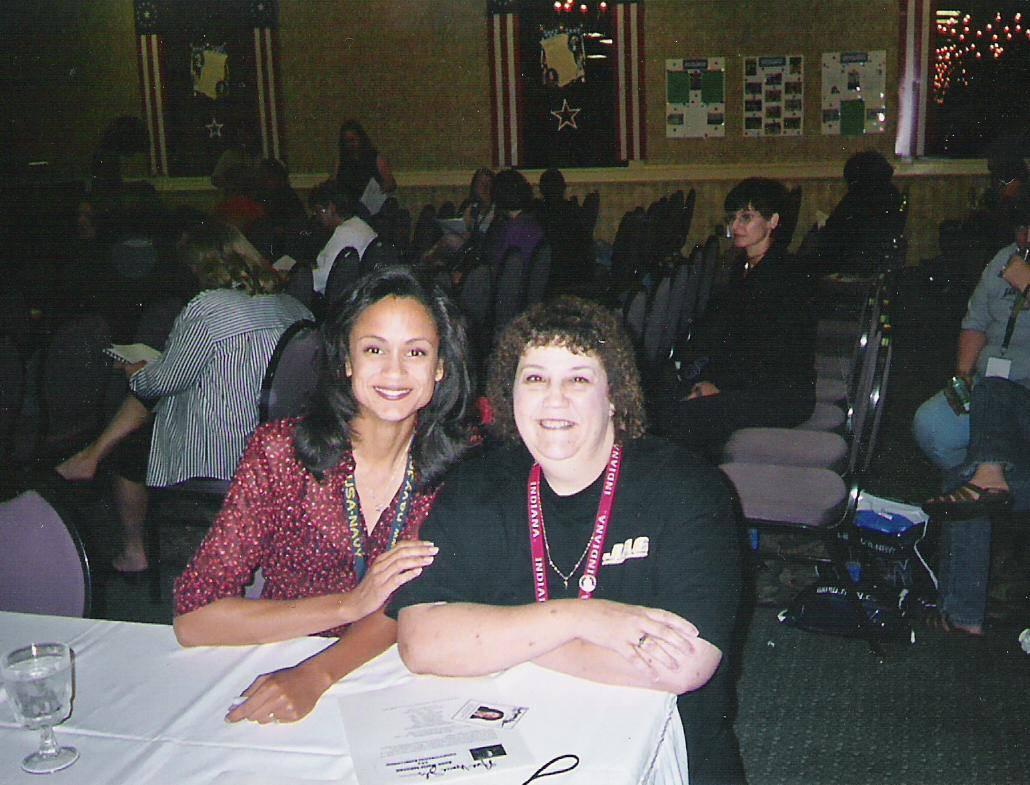 Anne-Marie Johnson, 2002