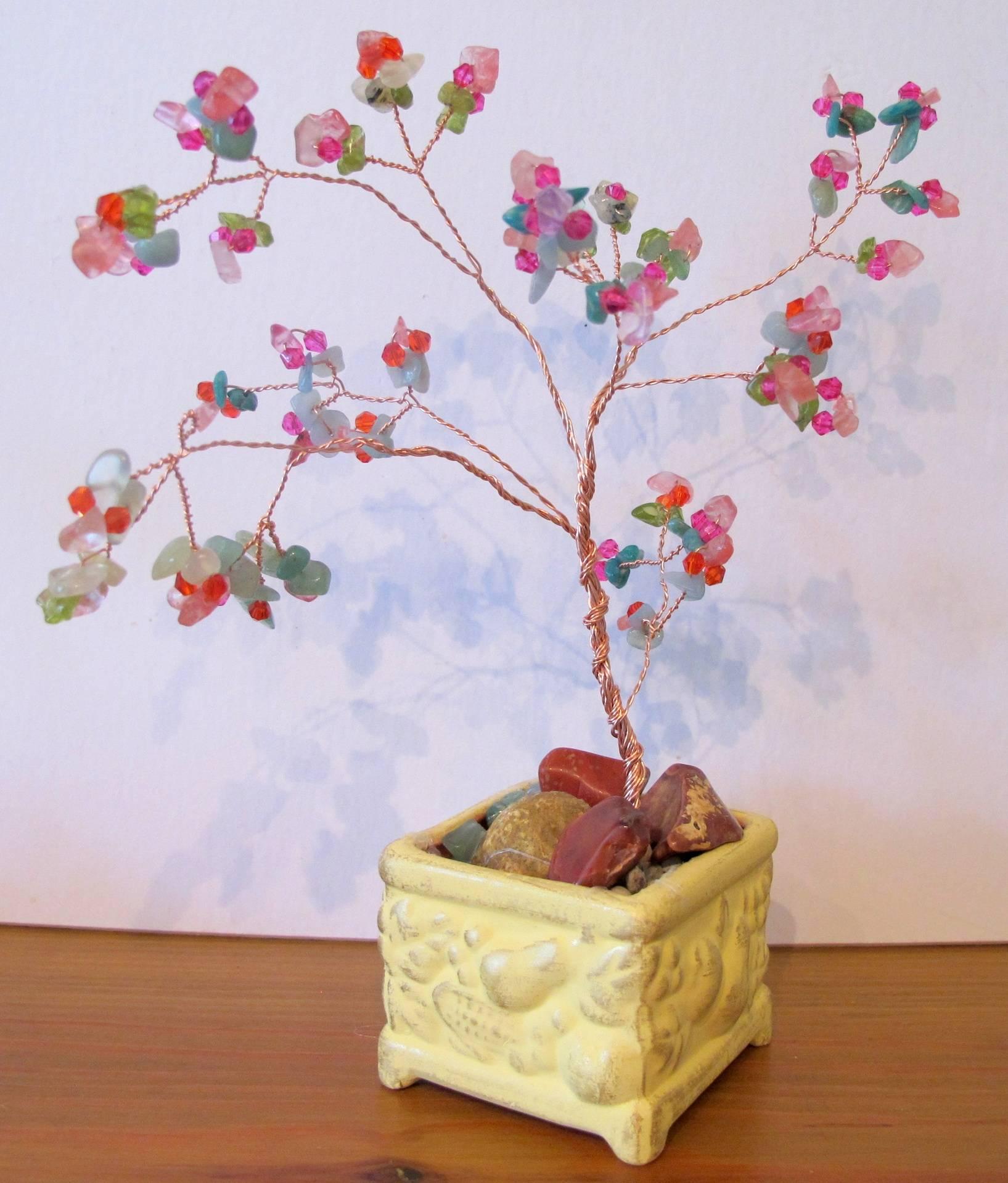 Gemstone Bonsai 4