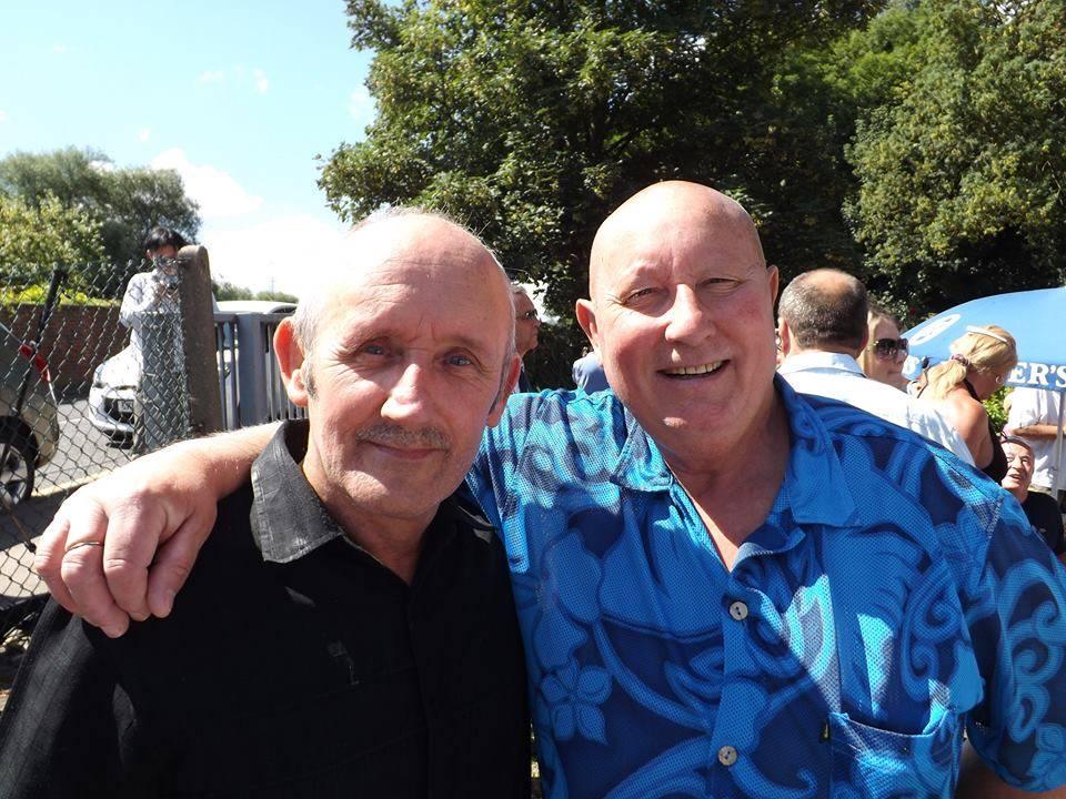 Tommy Stewart & Mel Stuart