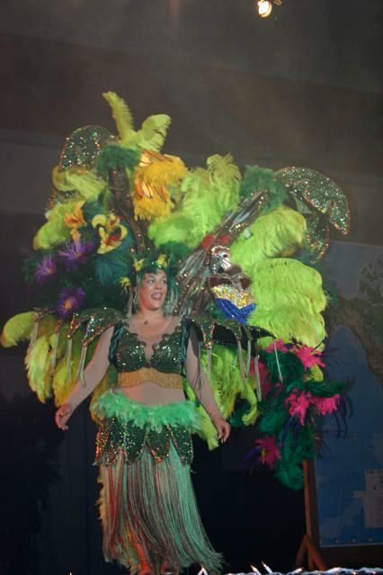 Duchess of the Tropical Islands