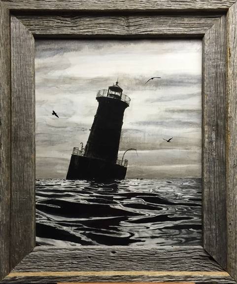 Sharp Island Lighthouse