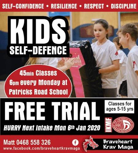 Free trial for adults and kids