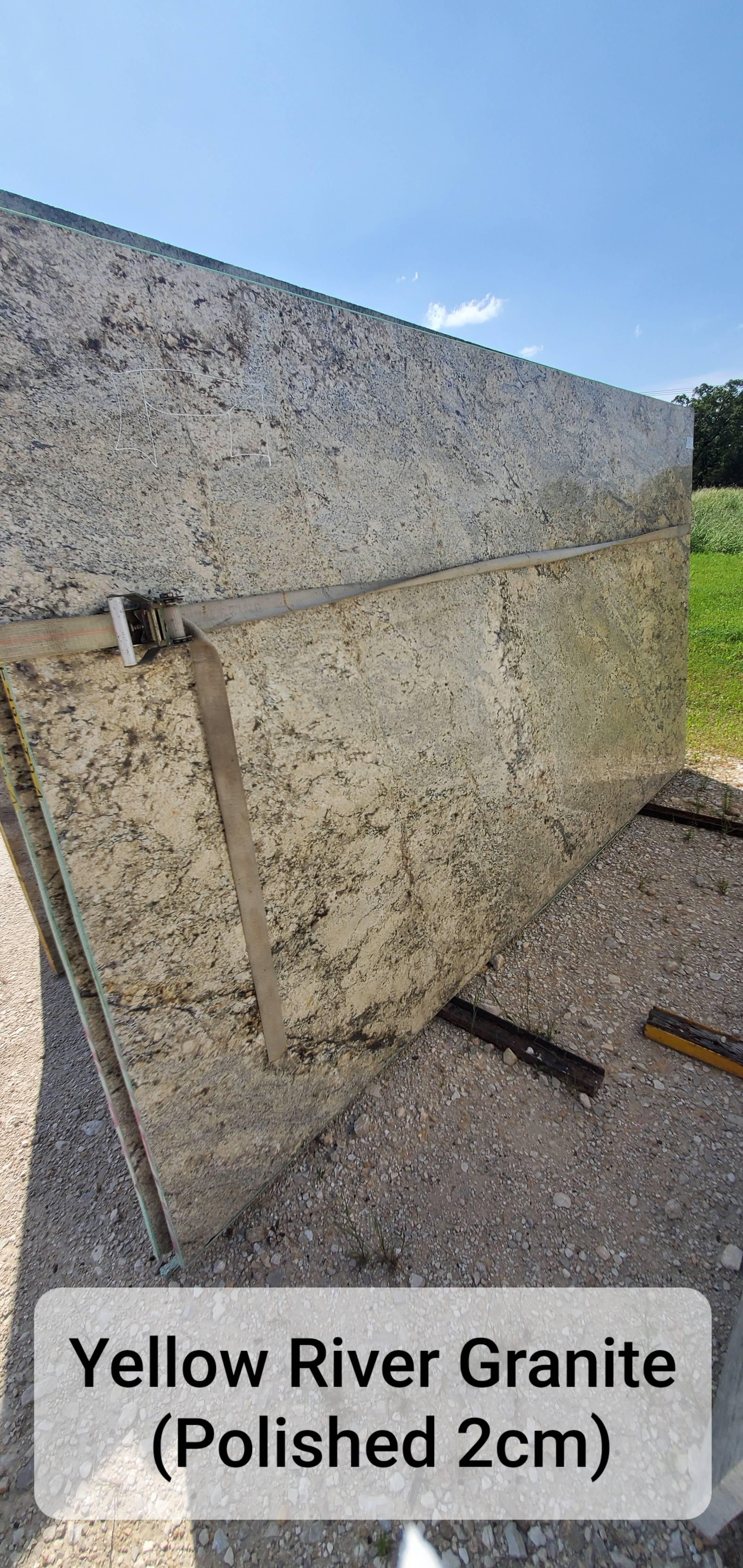 Yellow River Granite (P 2CM)