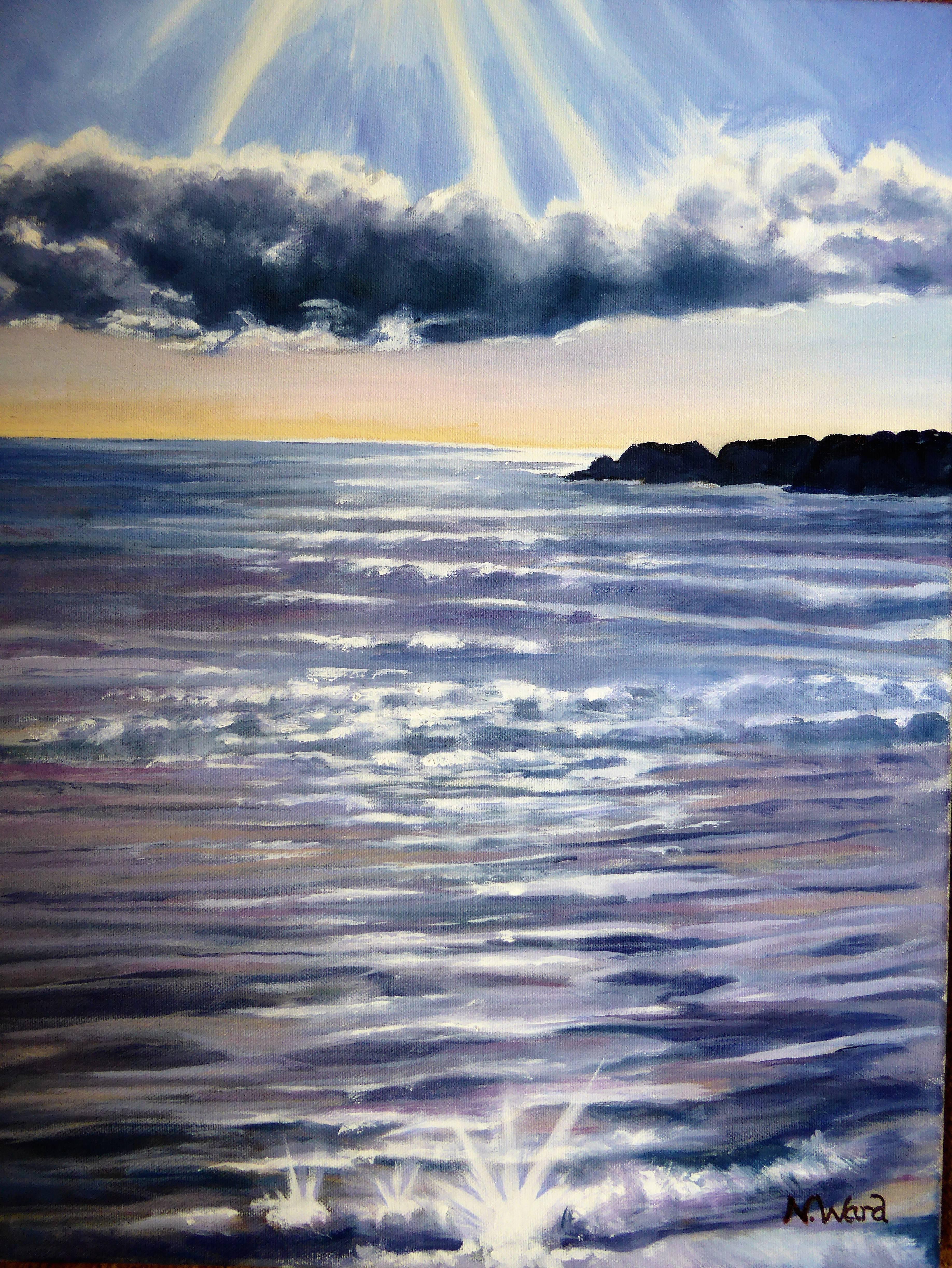 Sun and sea II