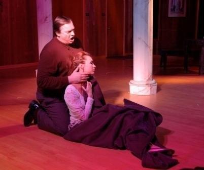 Gilda, Rigoletto, Opera Fresca Mendocino