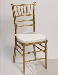 Gold and Silver Chiavari Chair @ $5.95 ea