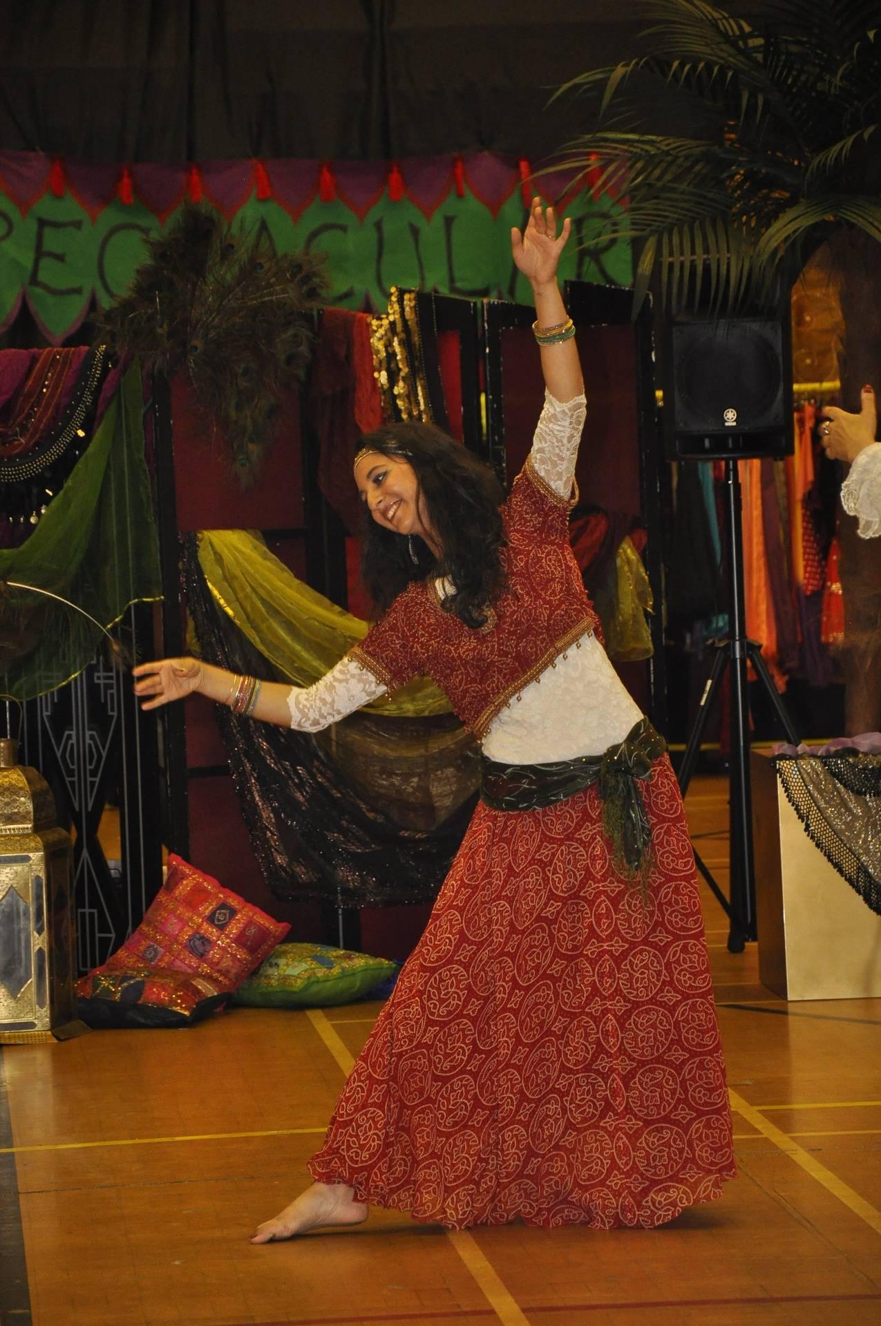 Classical Persian Dance