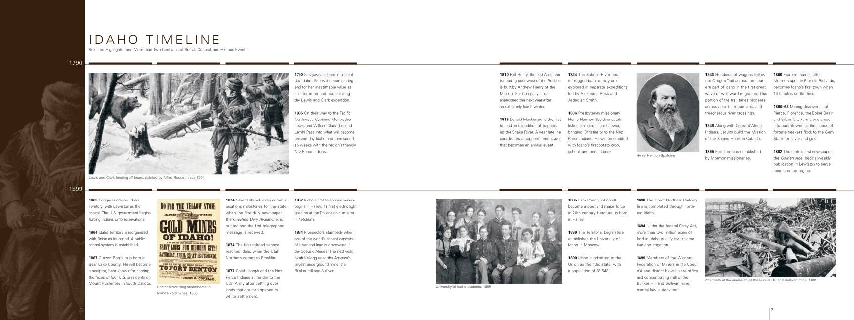 Acme Pix - Inside pages sample